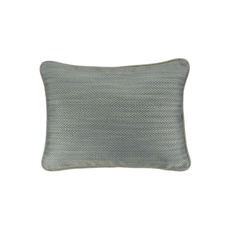Upholstery Pillow Cover, Nile Herringbone (12x16)