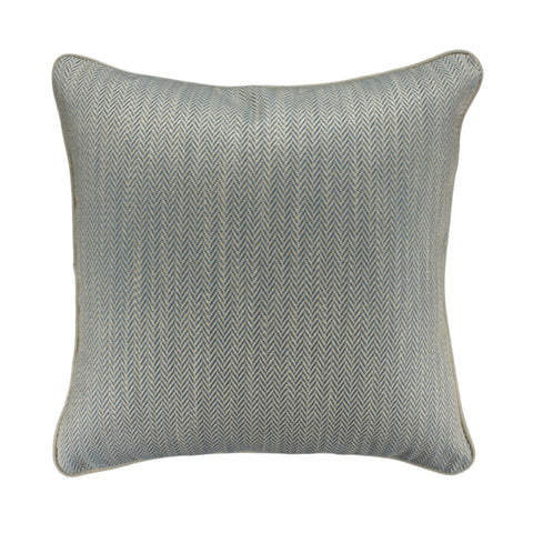 Upholstery Pillow Cover, Nile Herringbone (20x20)