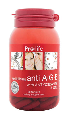 Anti A.G.E Tablets - Healthy Me