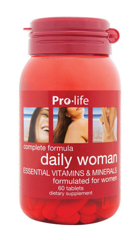 Daily Woman - Healthy Me