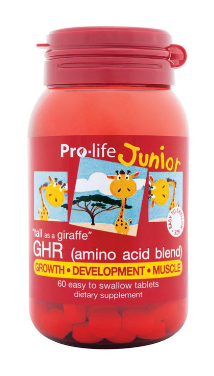 Junior GHR Tablets - Healthy Me