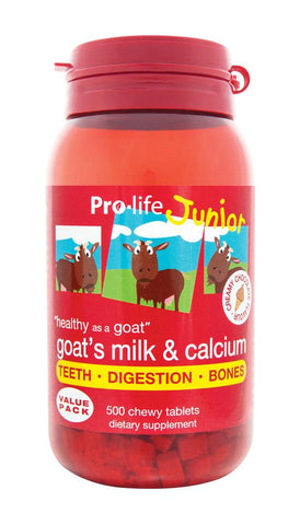 Junior Goat's Milk & Calcium (Chocolate) - Healthy Me