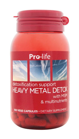 Heavy Metal Detox - Healthy Me