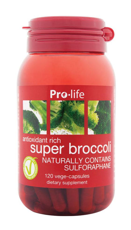 Super Broccoli - Healthy Me