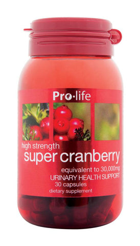 Super Cranberry - Healthy Me