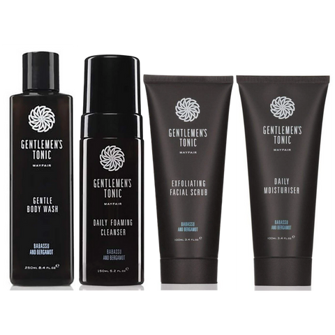 GENTLEMEN'S TONIC MEN'S SPA AT HOME SET