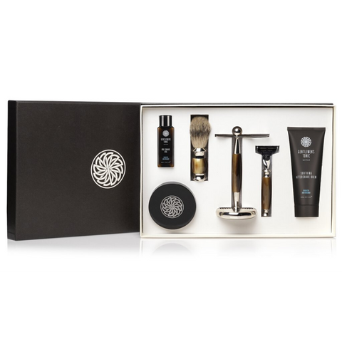 GENTLEMEN'S TONIC BABASSU & BERGAMOT ULTIMATE GIFT SET