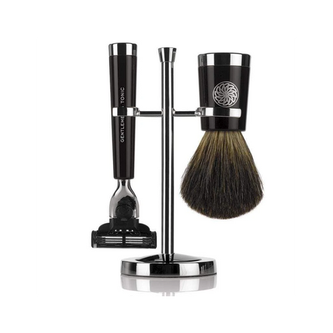 GENTLEMEN'S TONIC SHAVING SET