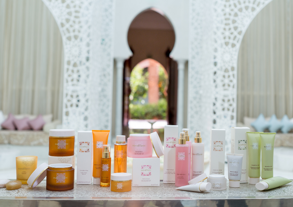 Luxury Spa and Hammam Brand marocMaroc