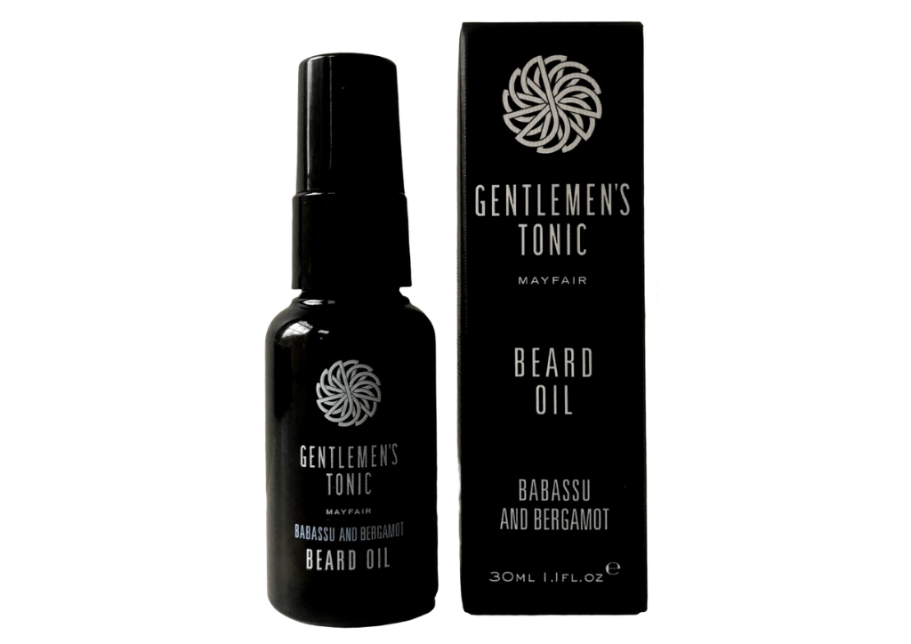 New Mens Beard Oil