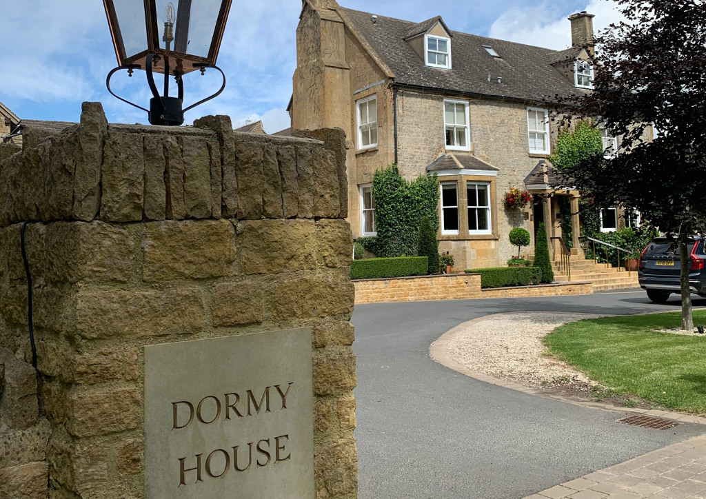 Gentlemen's Tonic Treatments & Products Now At Dormy House Hotel