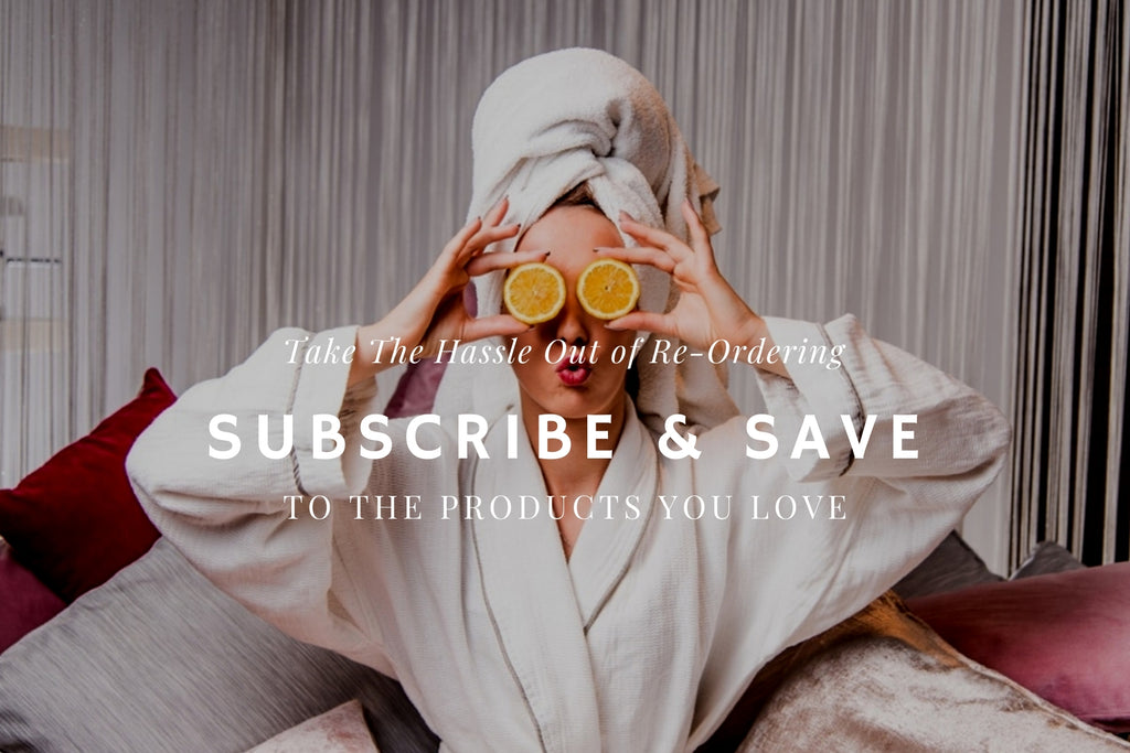 Subscribe & Save On The Products You Love | VILASA.