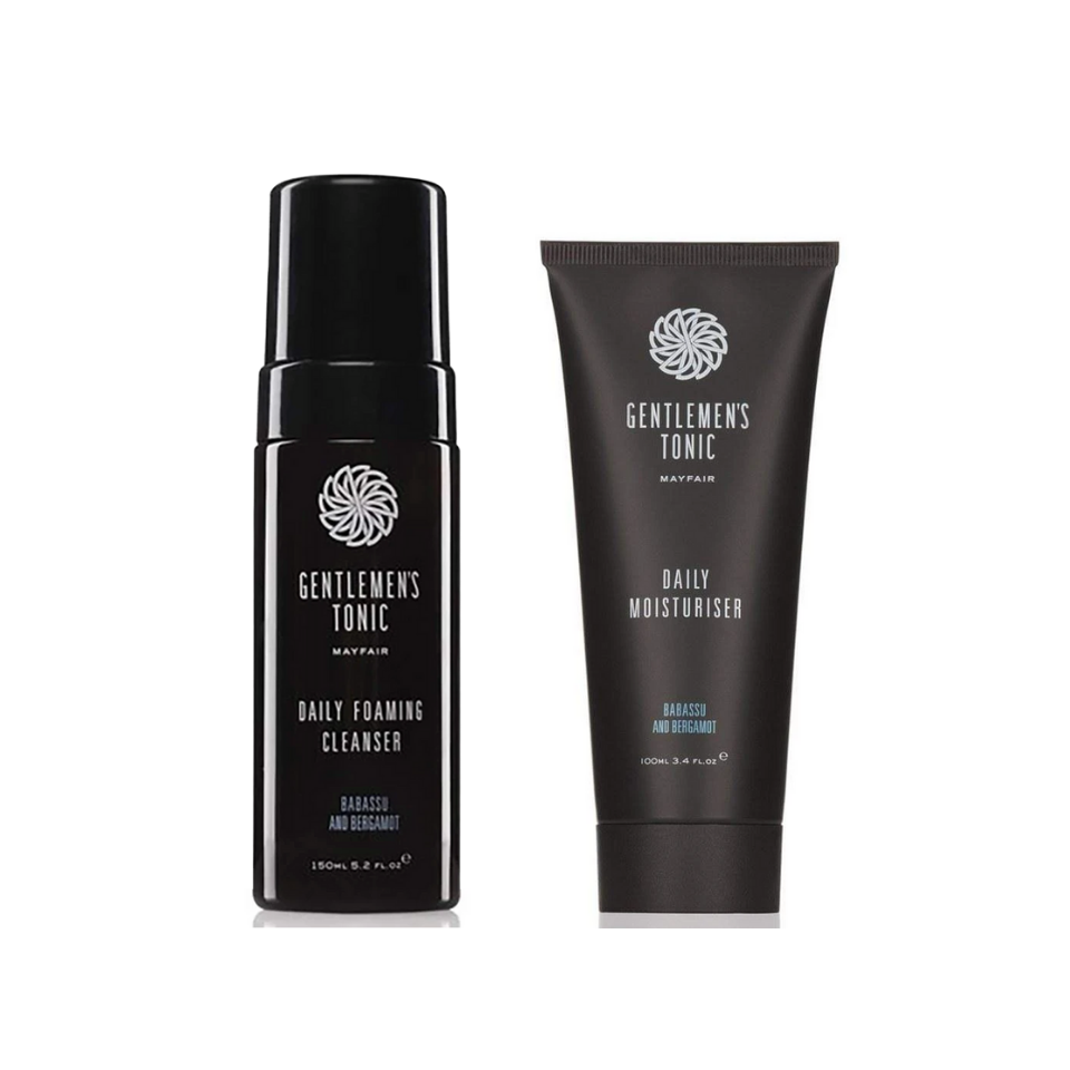 Gentlemen's Tonic Men's Express Skincare Face Set