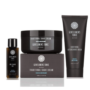Gentlemen's Tonic Men's Grooming Collection