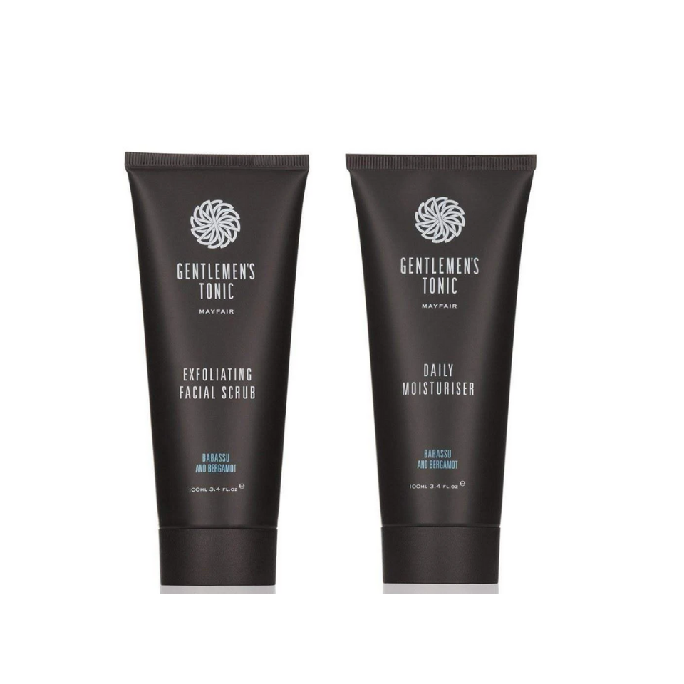 Gentlemen's Tonic Revive Men's Face Set