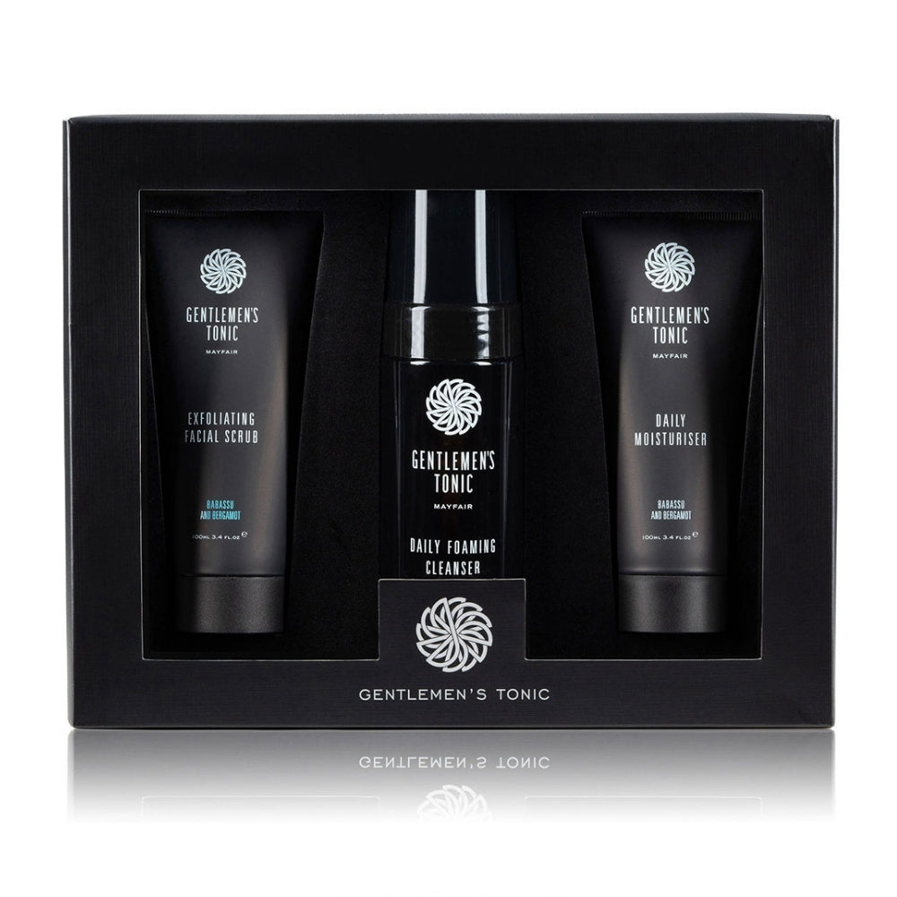 Men's face set