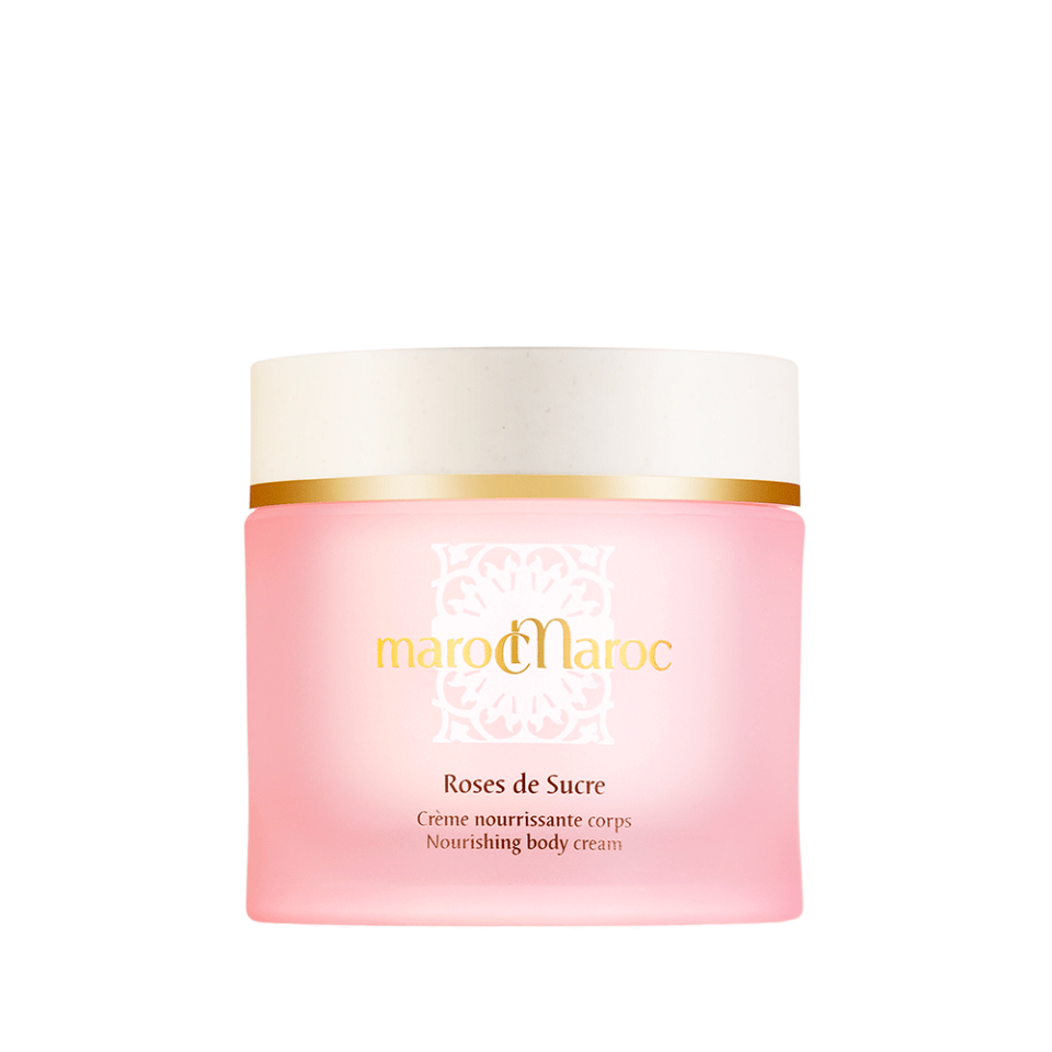 marocMaroc Roses De Sucre Nourishing Body Cream 200ml