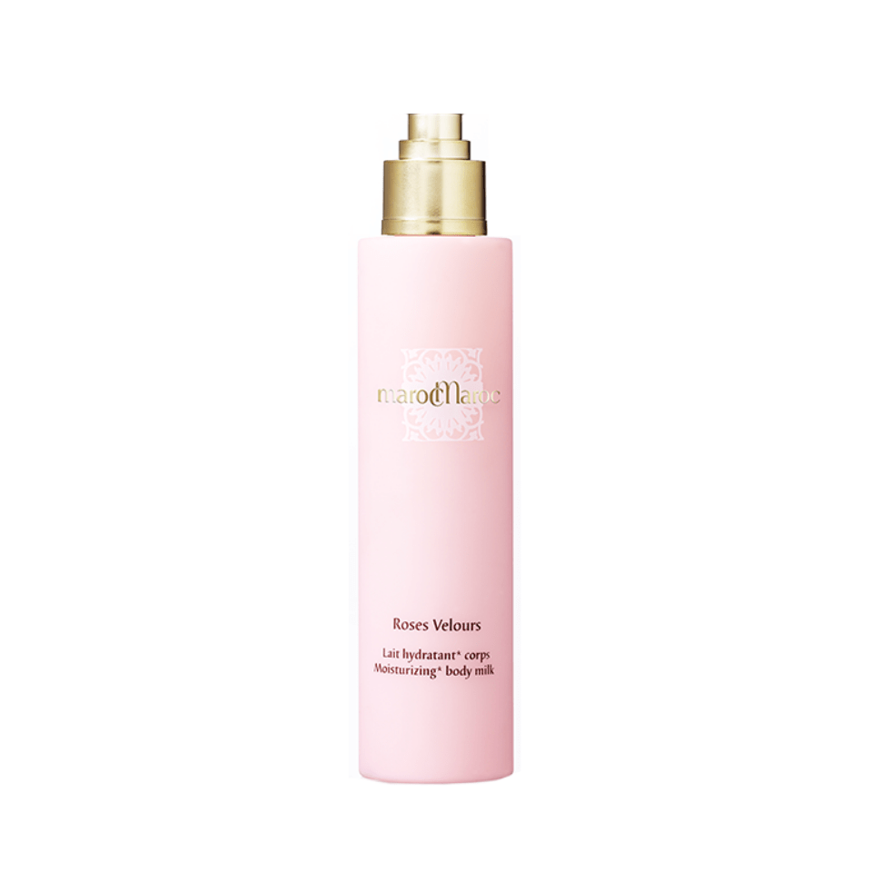 marocMaroc Roses Velours Moisturising Body Milk 200ml