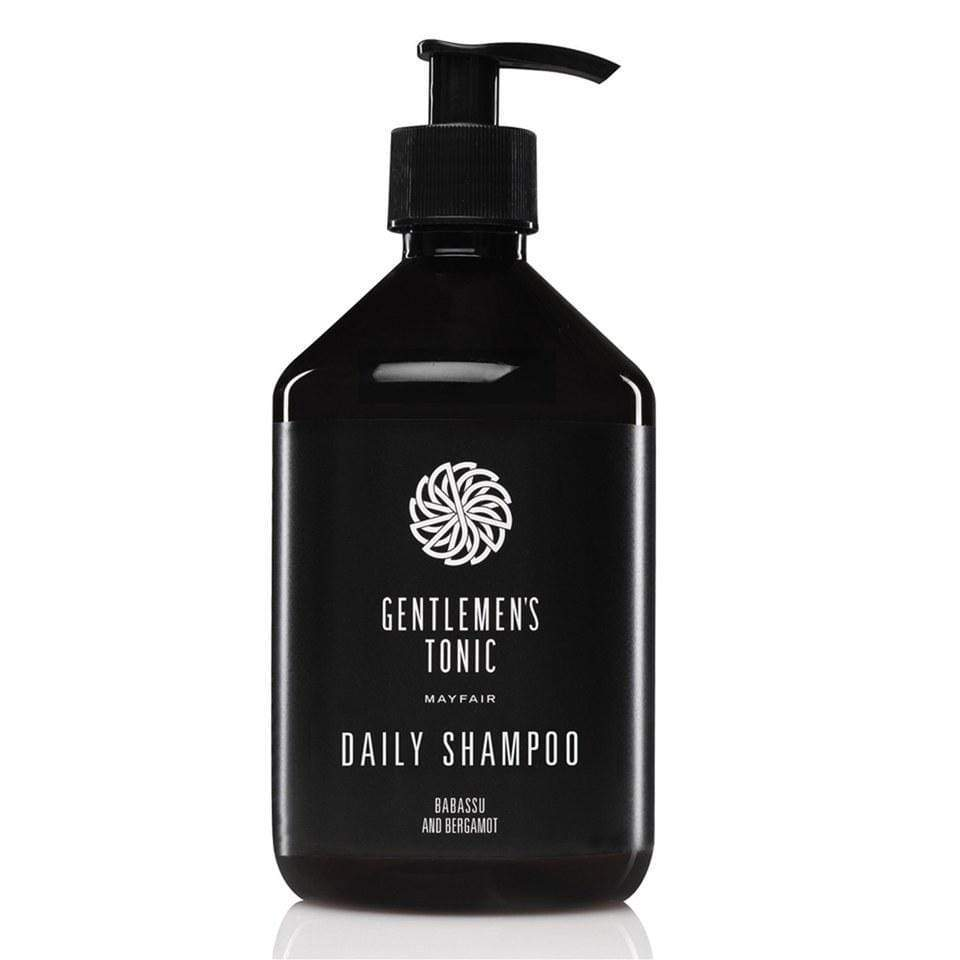 Hair Gentlemen's Tonic Babassu & Bergamot Daily Shampoo 500ml