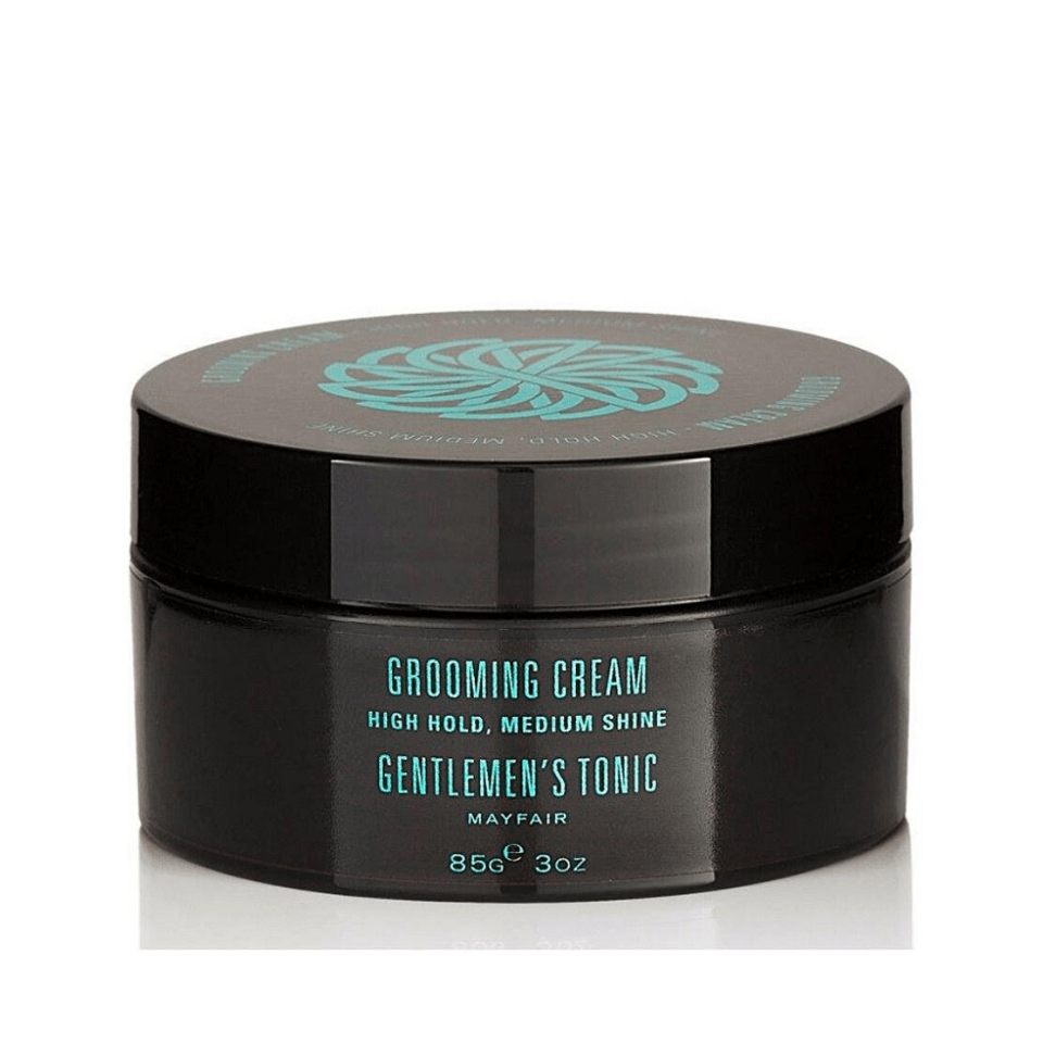 Hair Gentlemen's Tonic Hair Styling Grooming Cream 85g