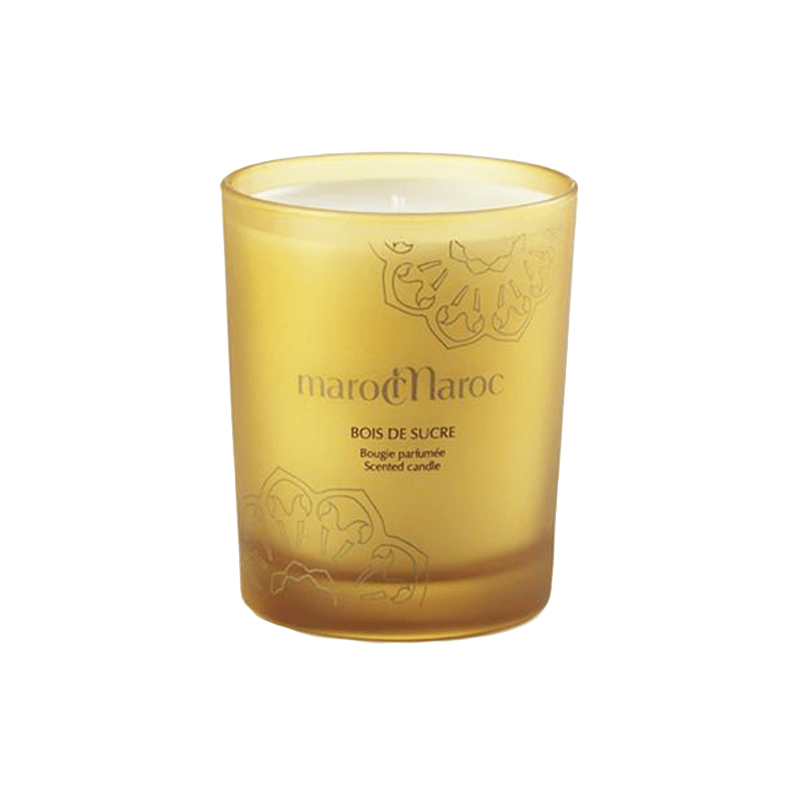 marocMaroc Scented Candle