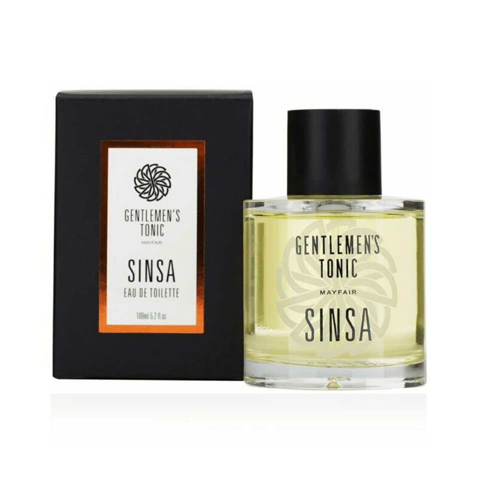 Shaving Gentlemen's Tonic Sinsa Eau De Toilette 100ml