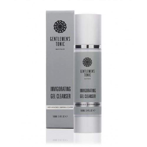 Skin Care Gentlemen's Tonic Advanced Derma Care Invigorating Gel Cleanser 100ml