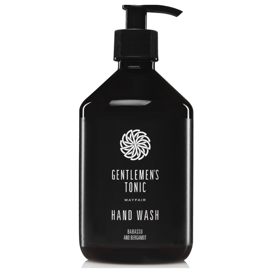 Skin Care Gentlemen's Tonic Babassu & Bergamot Hand Wash 500ml