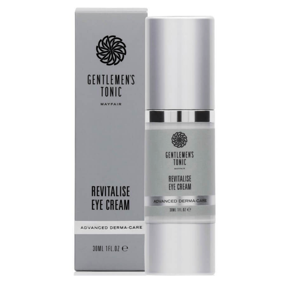 Skin Care Gentlemen's Tonic Advanced Derma Care Revitalise Eye Cream 30ml