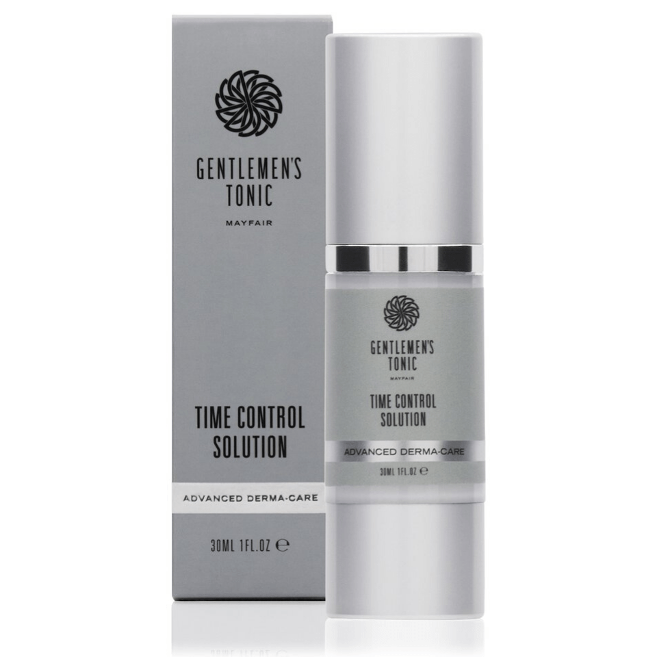Skin Care Gentlemen's Tonic Advanced Derma Care Time Control Solution Serum 30ml