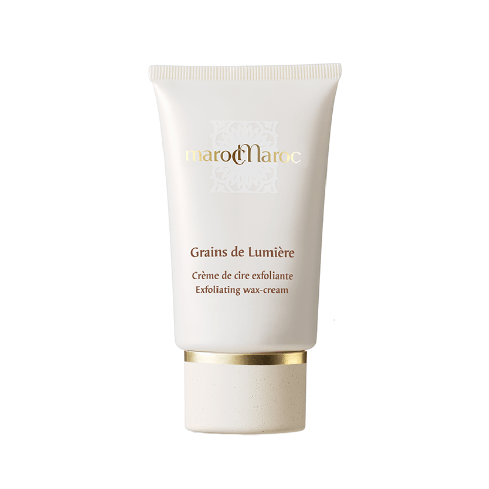 Skin Care marocMaroc Grains de Lumière Exfoliating Wax-Cream 75ml