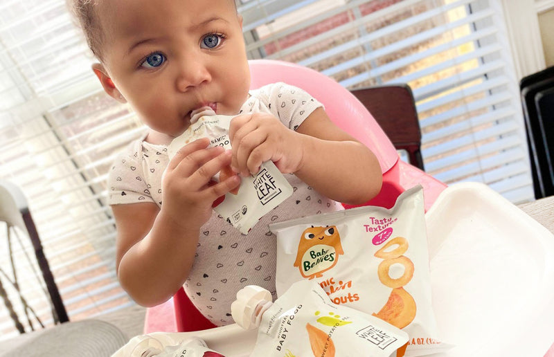 Introducing Your Baby to Solids