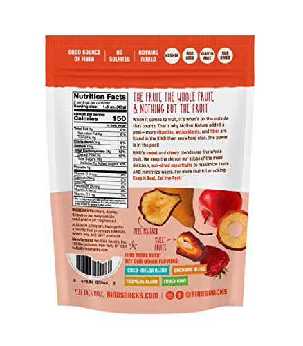 Straw-Peary Blend Dried Superfruit - 3oz
