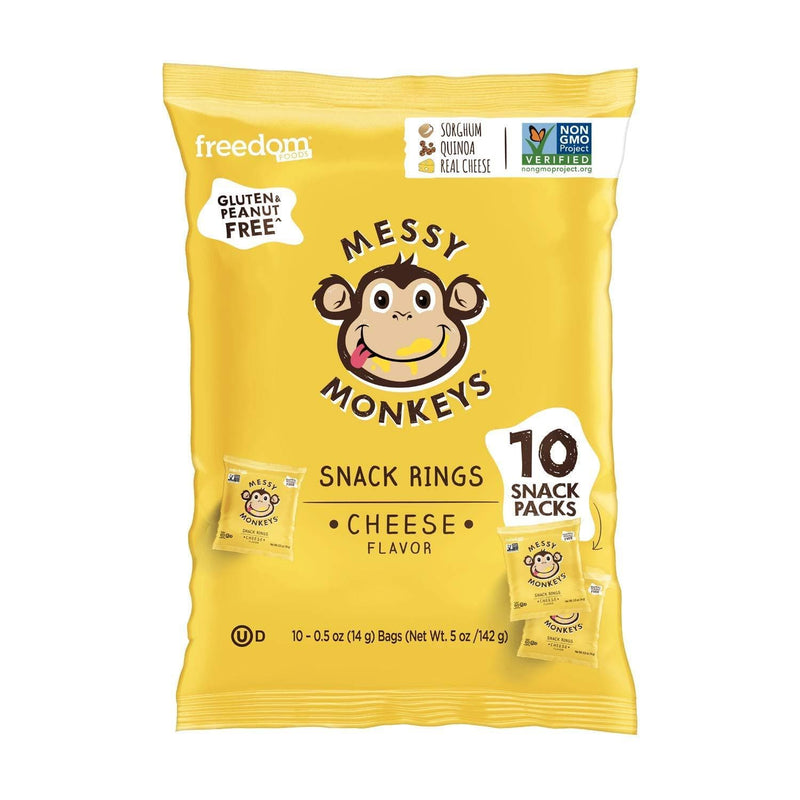 Baked Snack Cheese, 10 Bags