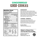 Organic Gingerbread Cookies - 5.8oz