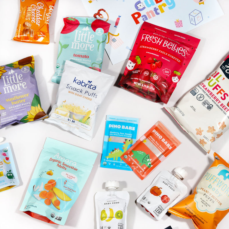 Baby Snack Kit - 6 Month Subscription