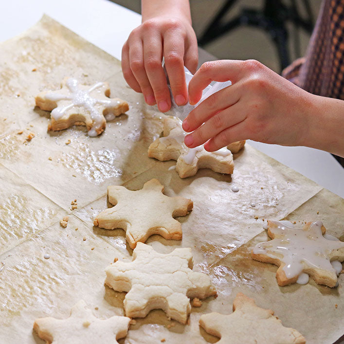 Gluten-Free, Vegan Holiday Sugar Cookie Baking Kit