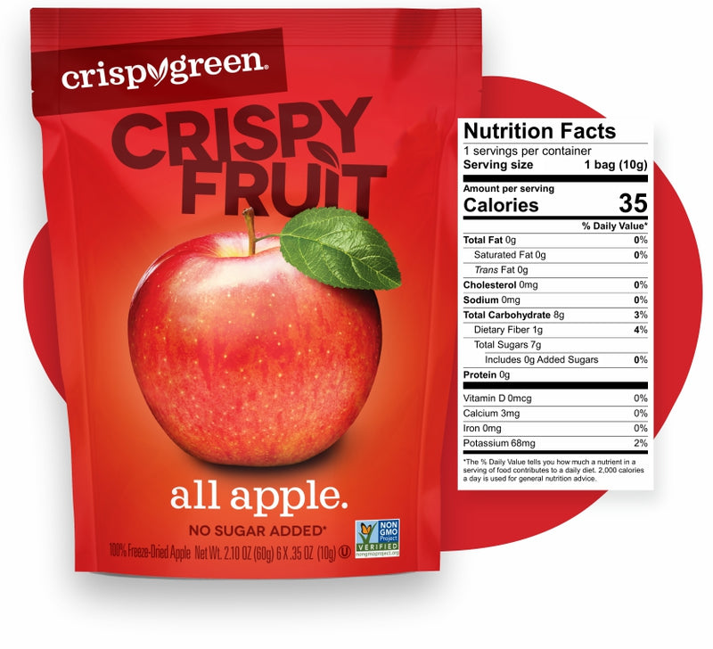Freeze-Dried Fruit - 2.1oz