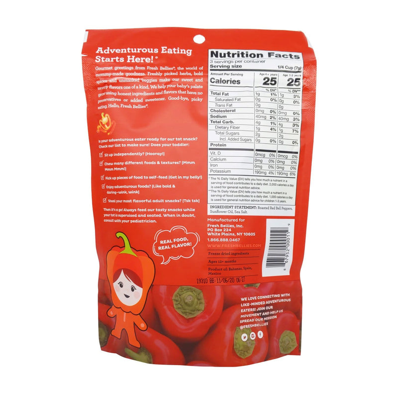 Pepperlicious Toddler Snack - .75oz