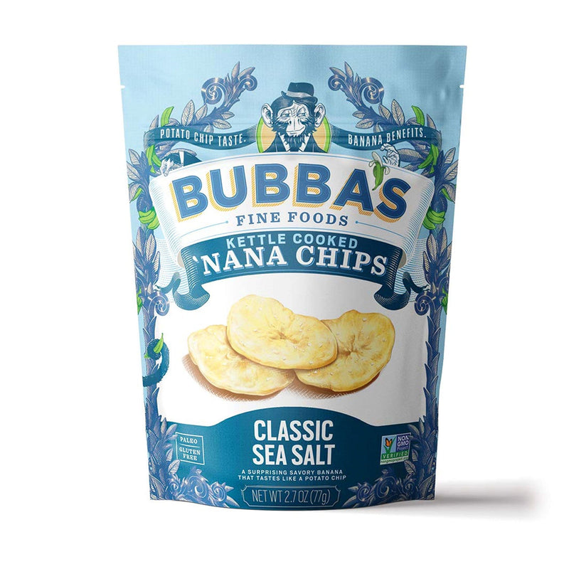 Classic Sea Salt Nana Chips - 2.7oz
