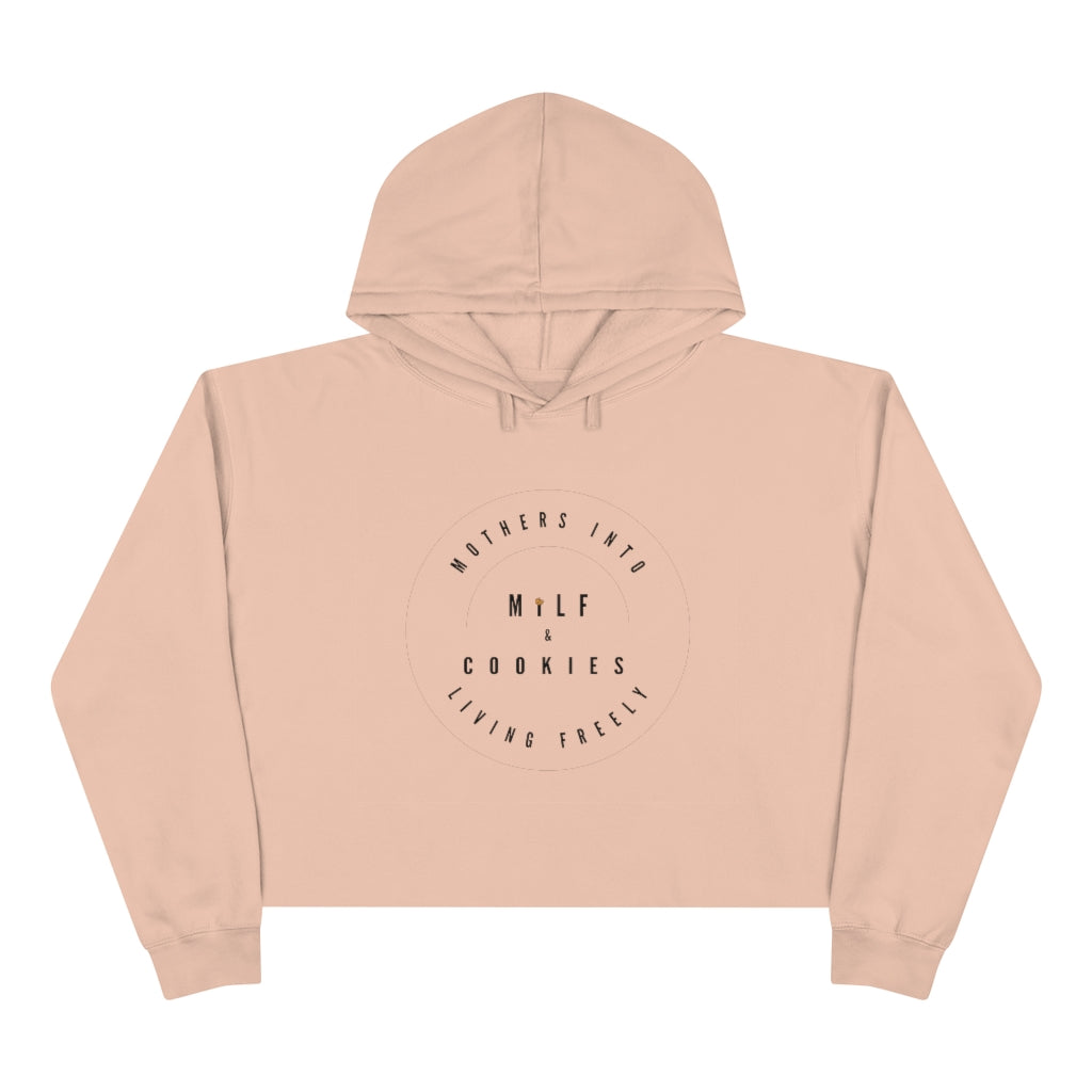 the Post Crop Hoodie