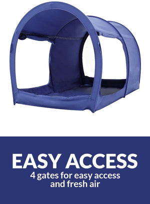 The Bed Tent Lite - Twin/Full/Queen - Navy