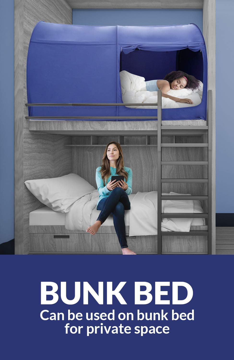 Bed Tent For Bunk Beds Marcuscable Com