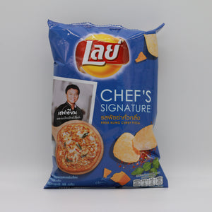 Lay's Chef's Signature Curry Pizza