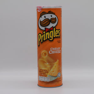 Cheesy Cheese Pringles