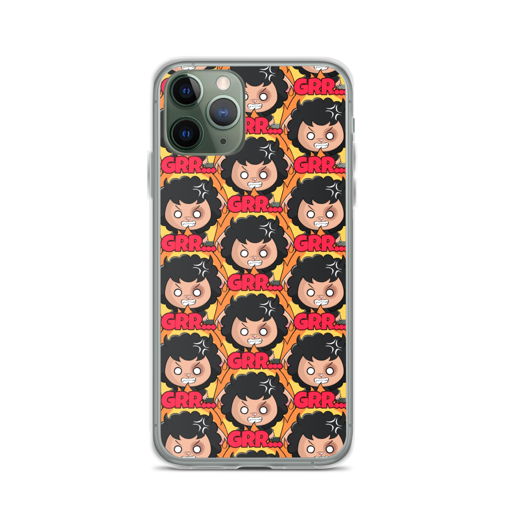 """Pawi """"Tough"""" Kawaii Cute Cool iPhone Case For All Models"""