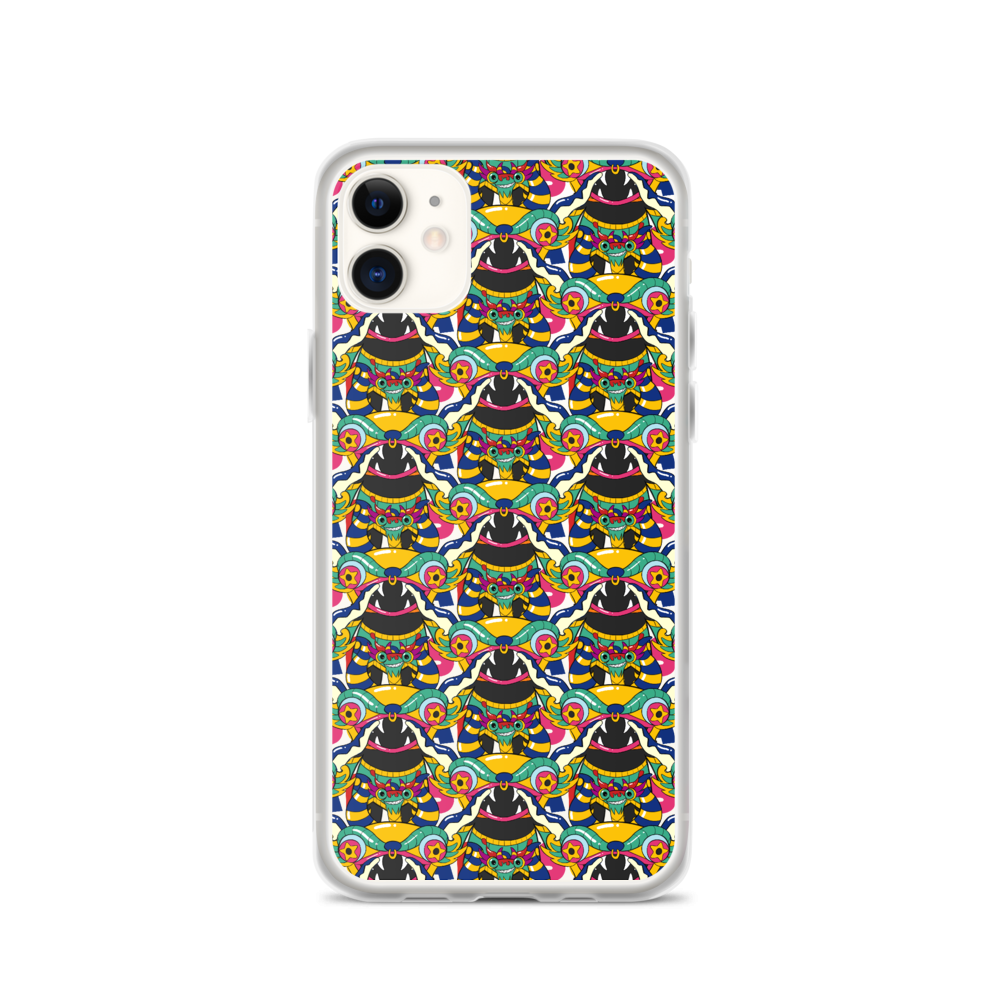 """Supay """"Kaleidoscope"""" Kawaii Cool Exclusive iPhone Case For All Models"""