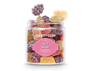 Small Candy Club Jar