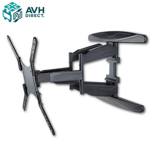 "Ultra Slim Full Motion TV Bracket to suit 23""-55"" screen - VESA 400 x 400"