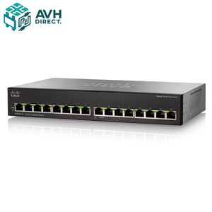 Cisco SG100-16 / 16-Port Gigabit Switch